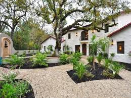 Spanish Style Exterior Paint Colors - spanish homes with courtyards savwi com