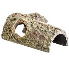 zilla zilla bark bends reptile terrarium decoration reptile caves