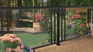 exclusive to the home depot peak aluminum railing