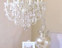 White Chandelier With Shades Living Room Crystal Chandeliers Stunning Crystal Chandelier