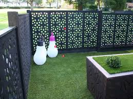 Backyard Screening Ideas Black Outdoor Screen Ideas Quecasita