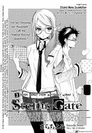 steins gate steins gate 3 read steins gate 3 online page 1