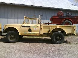 jeep fire truck for sale m715 kaiser jeep page