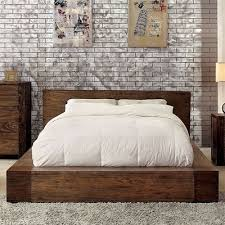 Building A Platform Bed With Headboard by Top 25 Best Rustic Platform Bed Ideas On Pinterest Platform Bed