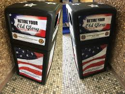 How To Dispose Of Old Flags Retire Your Old Glory U201d At The Ebensburg Municipal Office