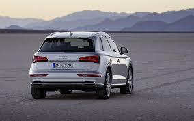 Audi Q5 65 Plate - comparison nissan rogue 2017 vs audi q5 suv 2017 suv drive