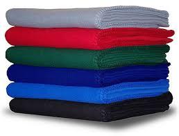 cheap fleece throw blankets