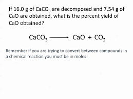 stoichiometry test review lessons tes teach