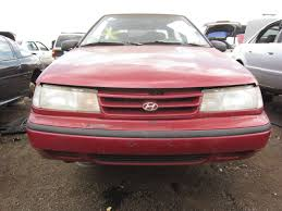 1993 hyundai excel information and photos zombiedrive