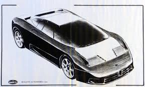 bugatti sedan interior bugatti eb110gt chassis 39026