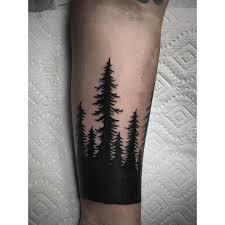 black trees blackestblack matt a tatt tat