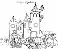 irish castle coloring page free coloring pages printable pictures to color kids drawing ideas