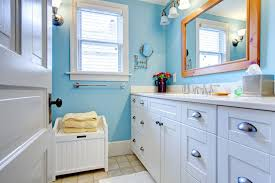 Blue Bathroom Fixtures Gorgeous Combinations Matching Bathroom Fixtures And Wall Colors