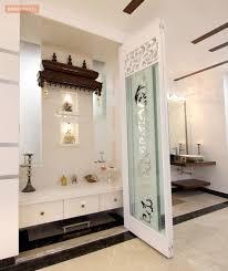 interior design for mandir in home marble flooring in pujaroom pooja room decorations