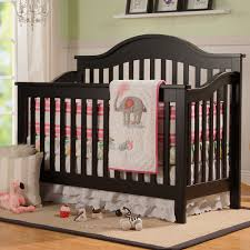 4 In One Convertible Crib by Jayden 4 In 1 Convertible Crib