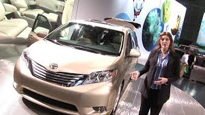lexus minivan 2015 the lexus of minivans 2011 toyota sienna youtube