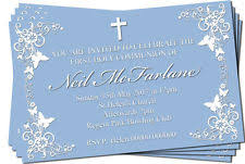 holy communion invitations communion and confirmation invitation cards ebay