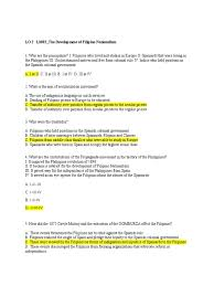 Katipunan Flags And Meanings Answers For L01 L07 Rizal Philippines