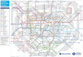 R Train Map Post Underground And Railway Maps From Major Cities In Your Country