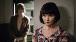 miss fisher hairstyle ms fishers murder mysteries gif dump album on imgur