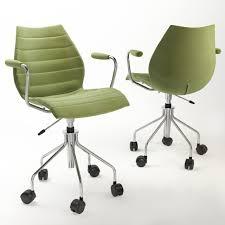 Soft Armchair 3d Models Office Furniture Kartell Maui Soft Armchair