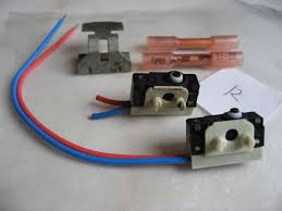 you can replace the u0027door open u0027 micro switch in the door latch