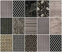 Modern Rug Design Using Bold Graphic Modern Rugs In Your Home Rugs And Interior