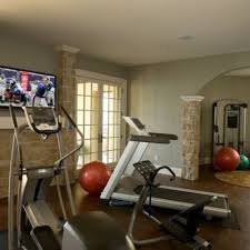 Home Gym Decor Ideas 55 Best Home Gym Images On Pinterest Exercise Rooms Home Gym