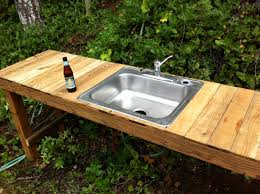 Outdoor Kitchen Sink Faucet 50 Awesome Outdoor Sink Faucet Pics 50 Photos I Idea2014