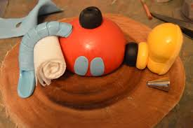 the making of a mickey mouse clubhouse cake u2013 grated nutmeg
