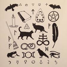 wiccan symbols these friday the 13th tattoos will prove it u0027s not