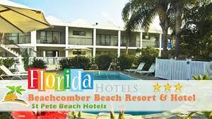 beachcomber beach resort u0026 hotel st pete beach hotels florida