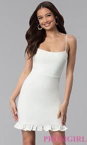 graduation dresses for 6th grade graduation dresses casual white dresses promgirl