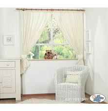 rideaux chambre bébé pas cher rideaux chambre bébé écru rideau pour chambre bébé pas cher