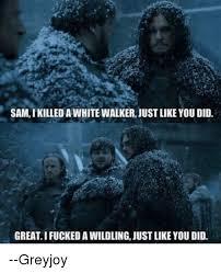 White Walker Meme - 25 best memes about white walker white walker memes