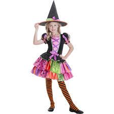 patchwork witch child halloween costume walmart com
