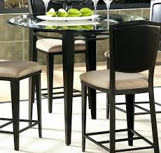furniture marvelous counter height dining set with leaf 7 piece