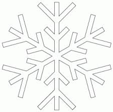 templates for snowflakes snowflake templates christmas winter activities for children