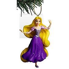 disney store princess rapunzel ornament