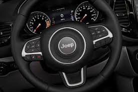 jeep steering wheel 2017 jeep compass first drive automobile magazine