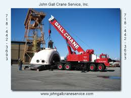 john gall crane service staten island ny rental