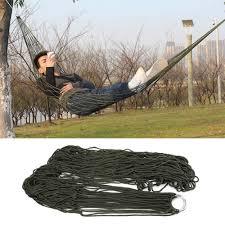 best potable nylon parachute outdoor net bed portable single