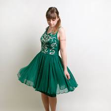 the long and short emerald green dress wedding ideas