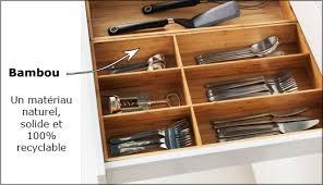 organisateur de tiroir cuisine organisateur tiroir rangement couverts organisateur de tiroir