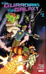 5 learned marvel u0027s guardians galaxy