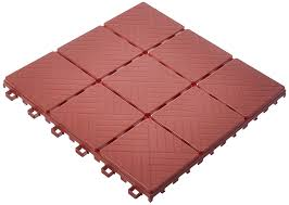 Snap Together Slate Patio Tiles by Amazon Com 12 Piece Patio Walkway Pavers 11 3 4