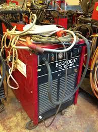 wtc econocut 150 plasma cutter