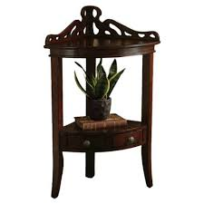 small corner accent table wonderful corner accent table modern corner kitchen table rustic