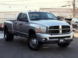 Dodge 3500 Truck - 2006 dodge ram 3500 slt drw 4wd diesel