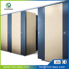 Solid Plastic Toilet Partitions Wood Toilet Partition Wood Toilet Partition Suppliers And